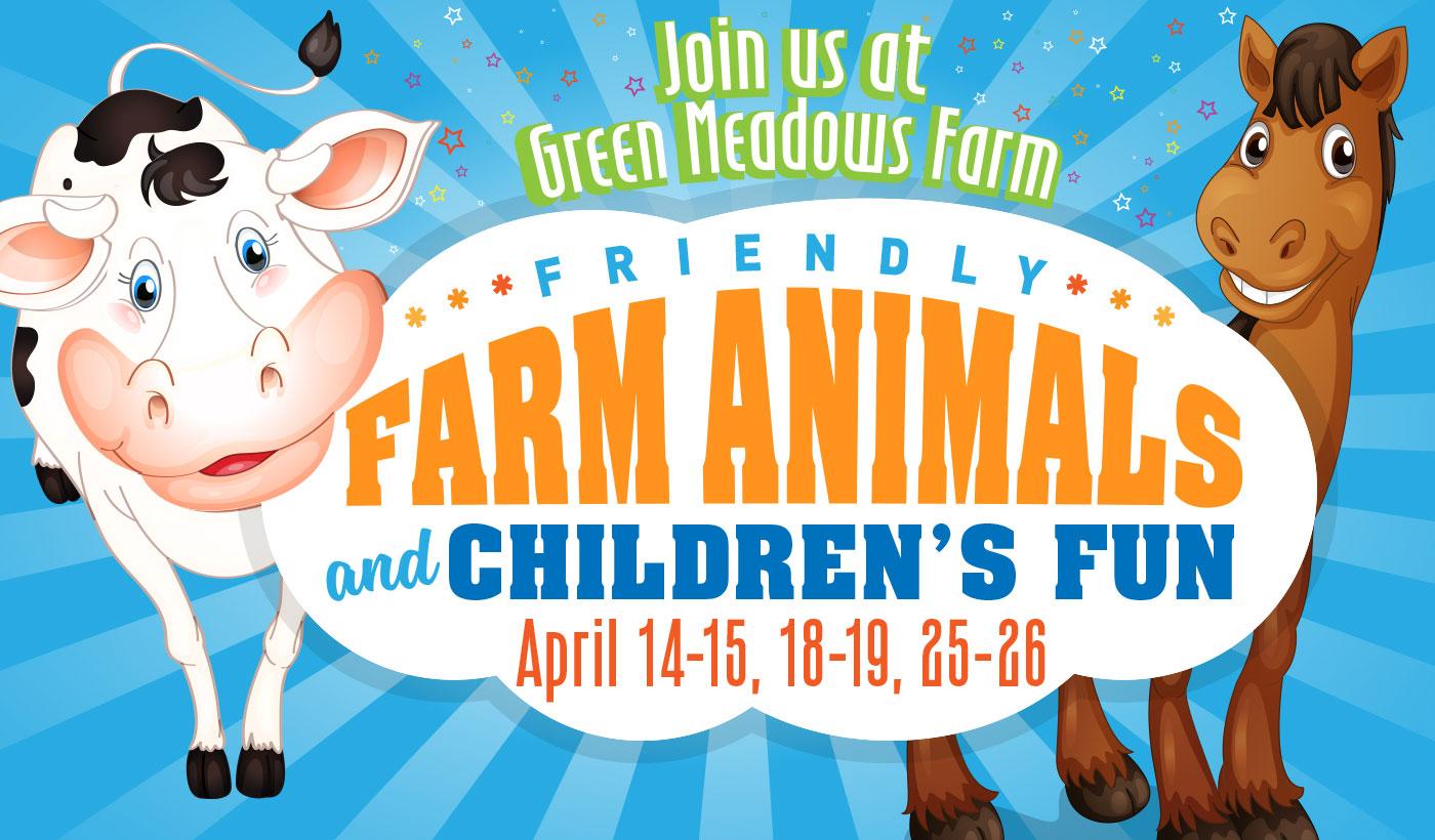 friendly farm animals event green meadows farm queens ny may june 2020