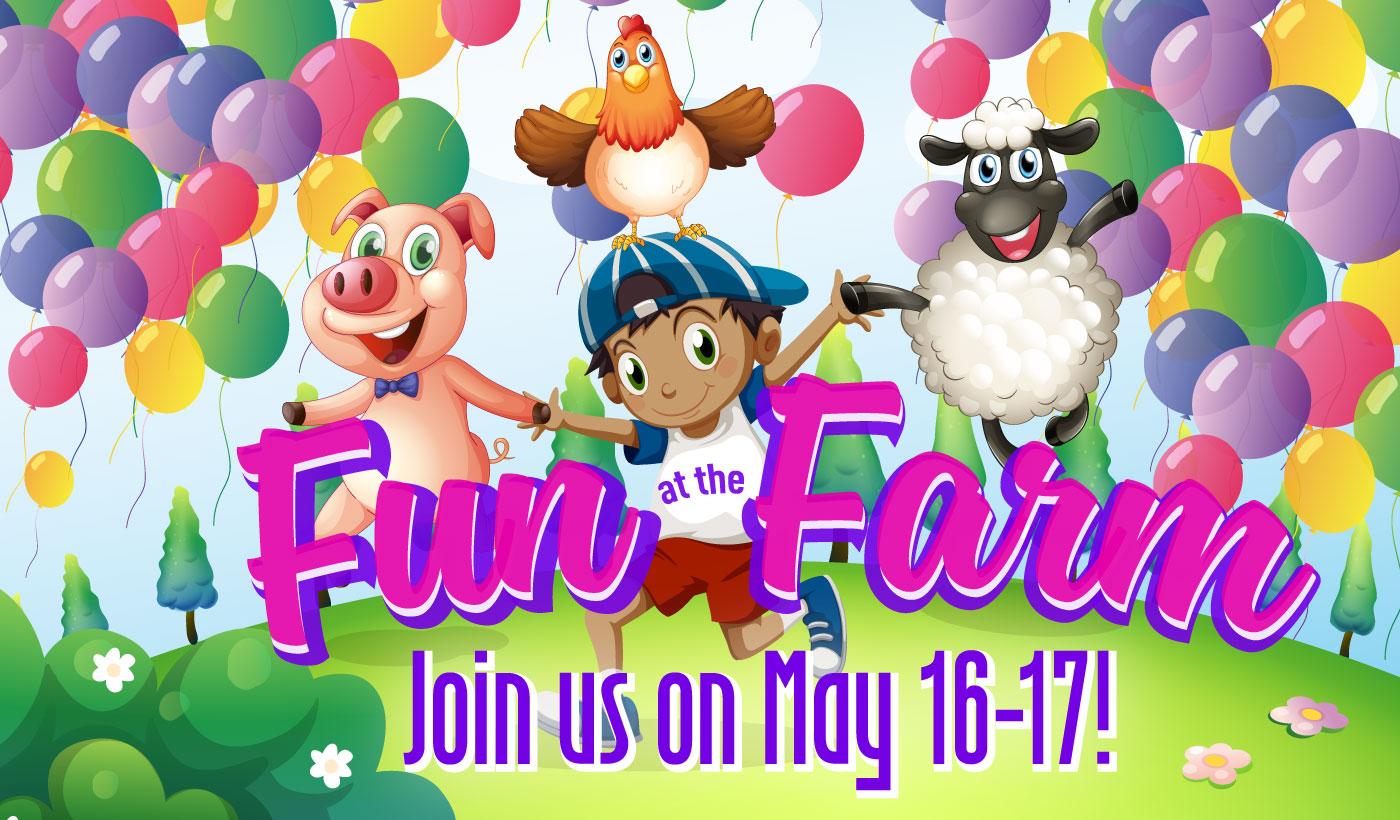 fun for kids at green meadows farm may 2020