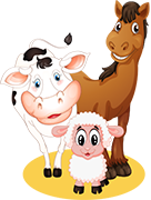 meet friendly farm animals april 2020 green meadows farm queens ny